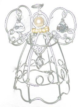 Sitia Angel of DK-001 WIRE Designer kit Beads Angel (Japan Import)