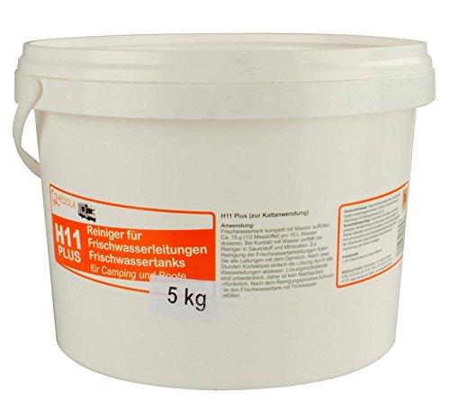 Frischwassertankreiniger H11 Plus 5 kg