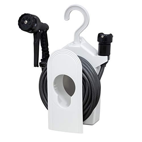 【Amazon.co.jp限定】WATER GEAR(ウォーターギア) ホース ホースリール コンパクトリール 10m R110WG 軽い 安心の2年間保証