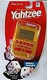 Yahtzee Electronic Handheld Game/Gold (New/2002 Edition)