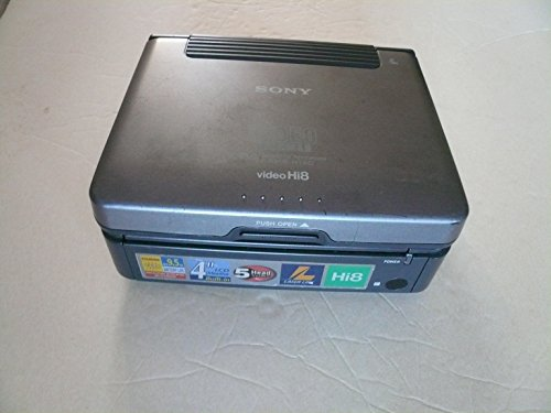 Sony Video Walkman Hi8 Gv-a500 (4' LCD, Gray)