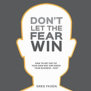 Don't Let the Fear Win cover art