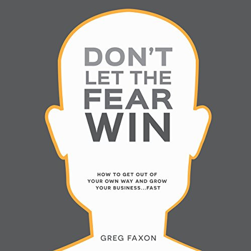Don't Let the Fear Win audiobook cover art