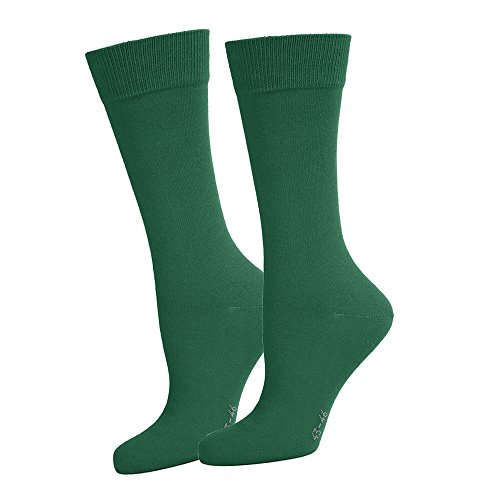 Safersox Business Socken Dunkelgrün, 43-46