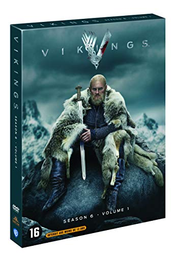 Vikings : Saison 6 Partie 1-avec Version Francaise [DVD]