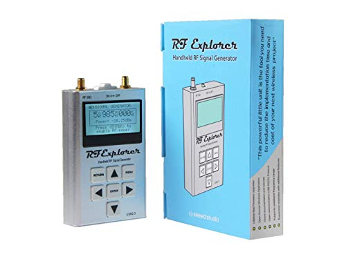 seeed studio RF Explorer Generador de señal COMBO Analizador de espectro digital