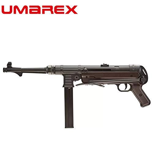 UMAREX MP40 シュマイザー フルメタル ガスブローバックガン CO2仕様
