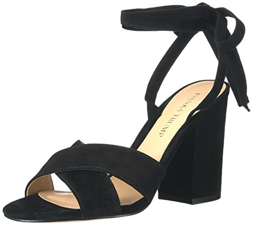 Ivanka Trump Women's Kuriel Dress Sandal, Black, 6 M US