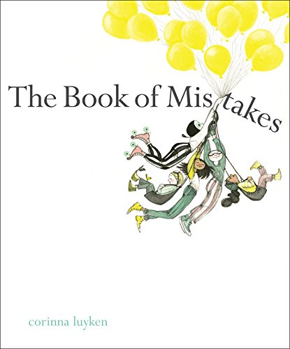 The Book of Mistakes (English Edition)