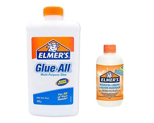ELMER'S (エルマーズ) グルーオール 液体 のり スライム オリジナル 1,010g 2090514 1本入セット