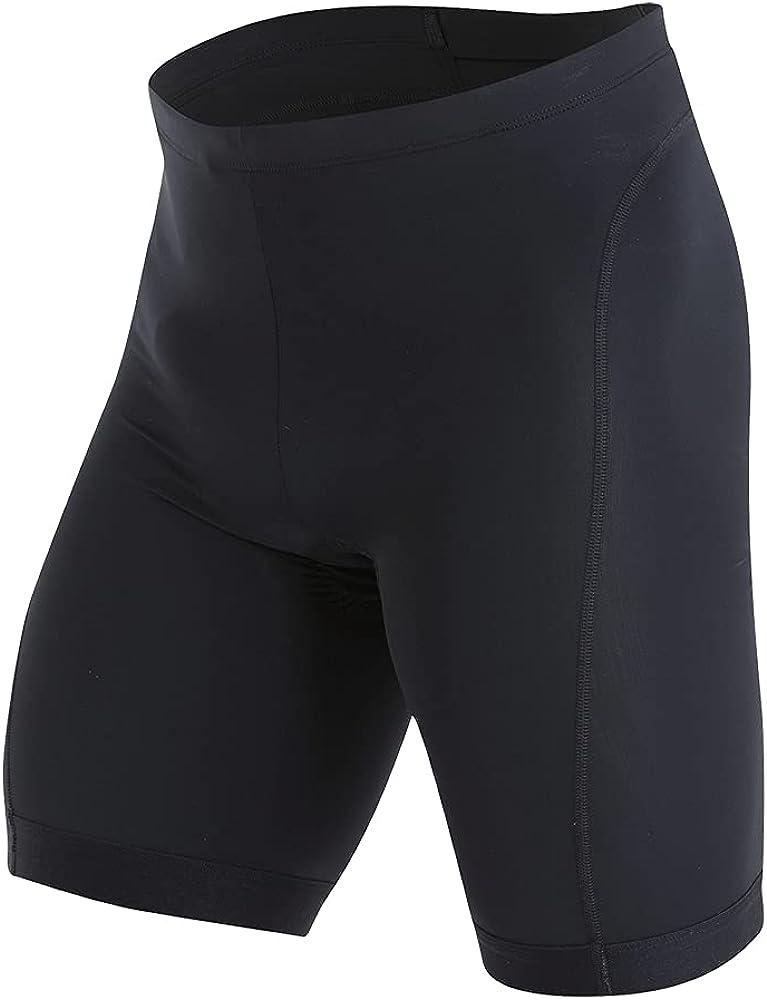Pearl iZUMi Men's Free Shipping New SELECT Black Pursuit Tri Shorts Sale price