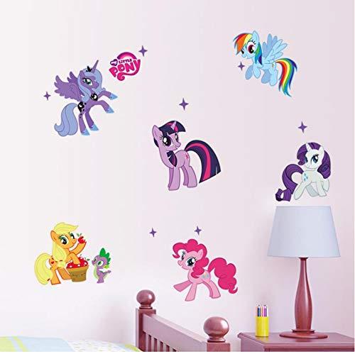 Disney Occupé Ferme Mickey Minnie Goofy Pluto Stickers Muraux Chambres D'Enfants Décoration De La Maison Bande Dessinée Stickers Muraux Pvc Peinture Murale Bricolage Affiches 50X70Cm