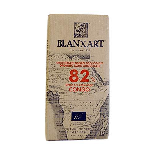 Blanxart Bio Edelbitterschokolade 82% CONGO, 100 g