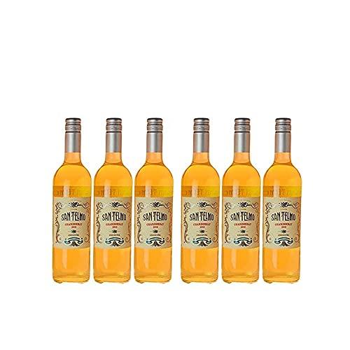 Weißwein Argentinien Chardonnay San Telmo trocken (9x0,75L)