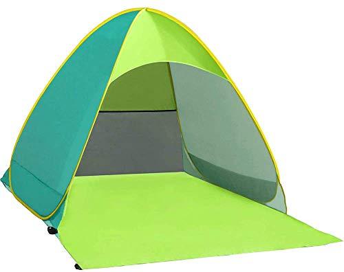 Carpa Carpa de Camping Plegable Carpa de Playa al Aire Libre Totalmente automática sin construcción Carpa Redonda Carpa de Campamento