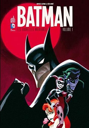 Batman - les nouvelles aventures tome 1