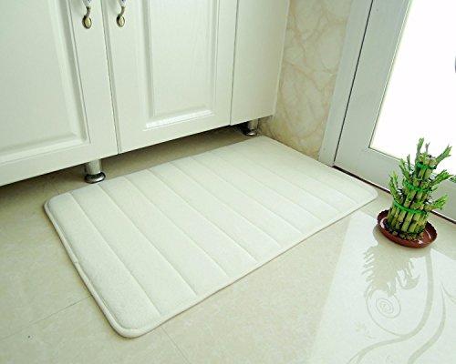 GRENSS 50 * 120CM (19.68 * 56.67 in) Küche Slip Wolldecke Modern Teppich für die Küche etage Memory Foam Teppich, 3,40 cmx 60 cm