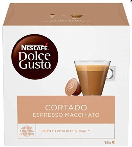 Caffe' Nescafe' Dolce Gusto CORTADO ESPRESSO MACCHIATO 240 capsule