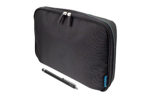 Trust 18237 hoes voor netbook/tablet, 10 inch, met stylus, zwart