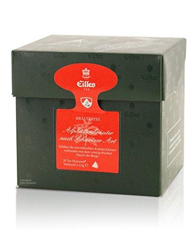 Tea Diamonds Alphüttenkräuter nach Schweizer Art 20 Pyramidenbeutel