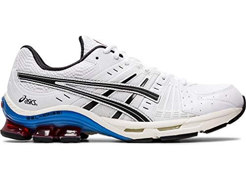 ASICS Men's Gel-Kinsei OG Sportstyle Shoes, 7M, White/Black