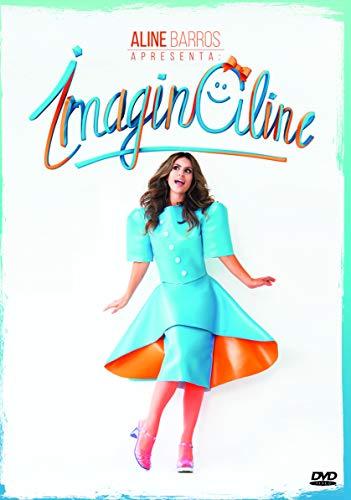 ALINE BARROS - IMAGINALINE DVD