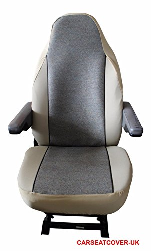 Carseatcover-UK MOTORHOME Seat Covers [UNIVERSAL FIT] [CHOICE OF 10...