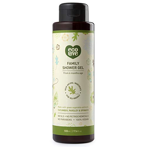 eco Love Smelling Body Wash