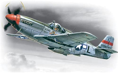 ICM Models P-51C Mustang Building Kit by ICM Models