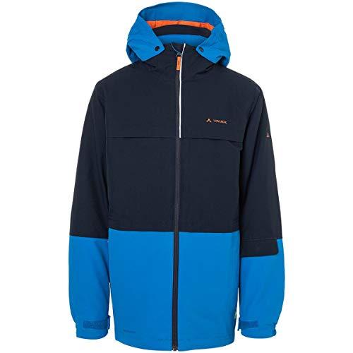 VAUDE Kinder Kids Snow Cup 3in1 Jacket II Doppeljacke, Radiate Blue, 146/152