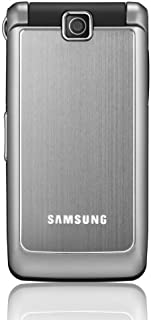 Samsung SGH S3600 (1,3 MP-fotoğraf makinesi, MP3-Player, Quad-band) Titanium-Silver Cep telefonu