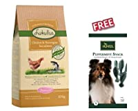 High quality 10kg complete food for young dogs and puppies Special kibble shape supports oral health High quality protein from carefully selected meat sources: Chicken and northern wild salmon Naturally preserved, free from genetically modified ingre...