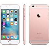 iPhoneCPO Apple iPhone 6s 11,9 cm (4.7') 1 GB 64 GB SIM única 4G Oro Rosa Renovado 1715 mAh - Smartphone (11,9 cm (4.7'), 1 GB, 64 GB, 12 MP, iOS 9, Oro Rosa)