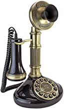 antique candlestick phone