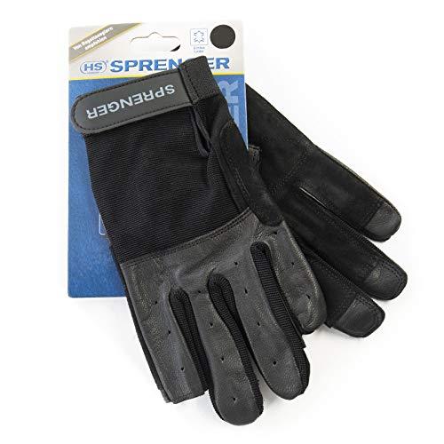 Sprenger Rigging-Handschuhe XXL Black