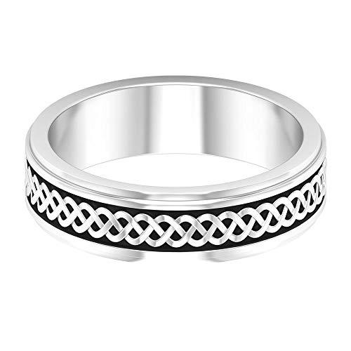 Rosec Jewels 18 quilates oro blanco 'NA
