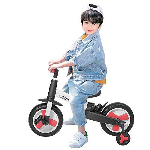 ZOOBLY三輪車 折りたたみ へんしんバイク 軽量 子ども用自転車 幼児 自転車 子供バイク 誕生日プレゼント 5in1ベビーカー 3歳 バイク 2歳