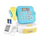 Bonito y divertido regalo para niños y niñas, supermercado, registrador de sonido, juguete de juguete duradero y útil