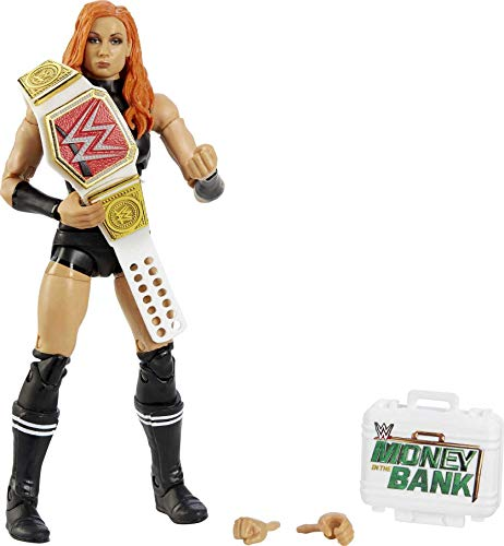 WWE Élite Figura Becky Lynch (Mattel GVB78)