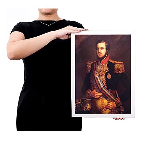 Quadro imperador Dom Pedro Ii Monarquia brc66