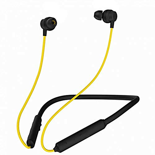 Wireless Earphones Headphones for LG Scarlet II TV Sports Bluetooth Wireless Earphone with Deep Bass and Neckband Hands-Free Calling inbuilt Mic Headphones with Long Battery Life and Flexible Headset (BL-R2, Multi)