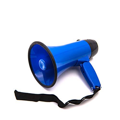BEMLDY Portable Megaphone Bullhorn 20 Watt Power with Built-in...