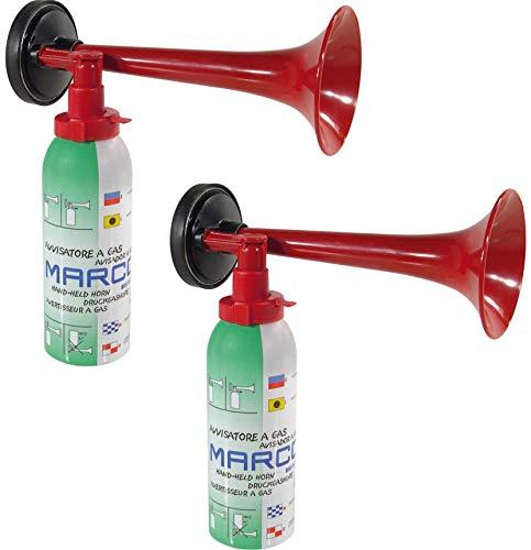 Marco Fanfare Gasdruckfanfare 2 Stück