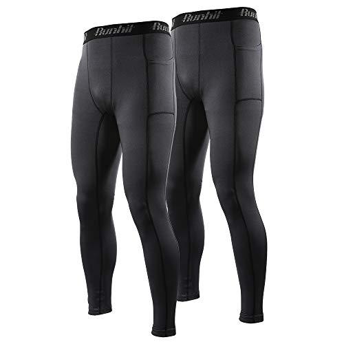 Runhit Compression Pants Men