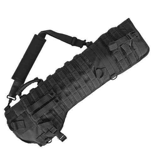 Fox Outdoor Products Tactical Assault Rifle Scabbard, Black