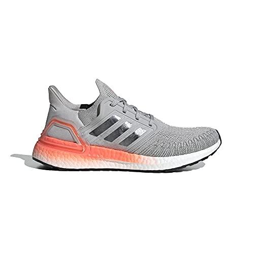adidas Ultraboost 20W Zapatillas de Running Mujer, Gris, 37 1/3