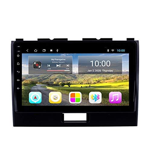 Navegación GPS para Automóvil Android Sistema Multimedia Bluetooth para Suzuki Wagon R 2010-2018 Soporte Mirror Link WiFi / 4G SWC DVR SWC Bluetooth