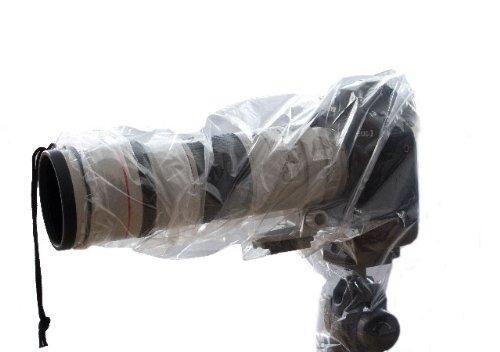 Allwetterschutz/Regencape für alle Spiegelreflexkameras.Set bestehend aus 2 verschiedenen Hauben.