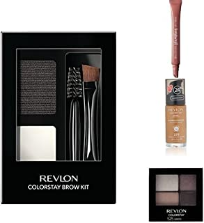 Revlon Live Boldy Look - Want Imaan's Bold Brows (ColorStay Liquid Makeup - Toffee)