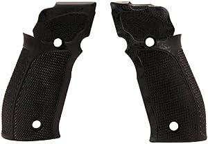 Hogue Hunting Grip Sig P226 Sao X5/X6S, G10 Solid Black